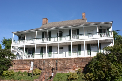 House on Ellicott Hill